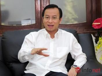 Bí thư Tỉnh ủy Đà Nẵng Nguyễn Xuân Anh. Nguồn: báo Infonet.