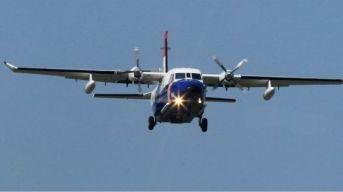 Máy bay Casa 212 của Việt Nam (hình tư liệu 2014). Ảnh: Reuters.