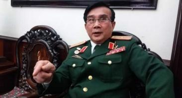 Thiếu tướng, Anh hùng LLVTND Lê Mã Lương – Nguyên Giám đốc Bảo tàng Lịch sử quân sự Việt Nam. Ảnh: Thảo Phượng/ PetroTimes