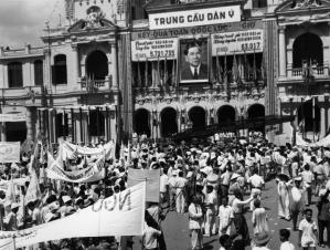 Tòa Đô Chánh Sài Gòn ngày 26-10-1955 - Ngày Khai Sinh Nền Đệ Nhất Việt Nam Cộng Hòa