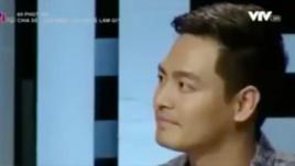 MC Phan Anh. Ảnh chụp màn hình VTV