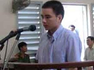 Tử tù Hồ Duy Hải, một trong những người bị án oan, suýt bị tử hình. Nguồn: internet