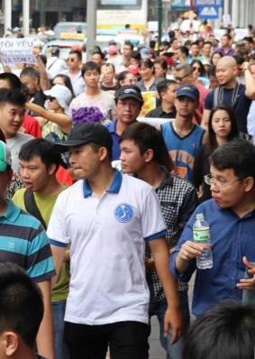 Phạm Nam Hải. Nguồn: Nguyễn Lân Thắng.