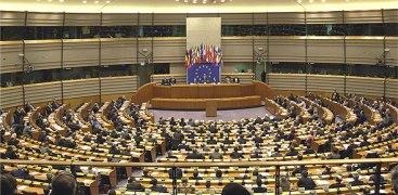 Nghị viện châu Âu. Ảnh: internet