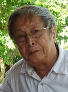 Nhà văn Phạm Đình Trọng. Ảnh: internet