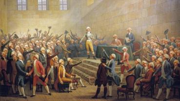 Cách mạng dân chủ Pháp kết thúc như thế nào? Nguồn: DEA / G. DAGLI ORTI De Agostini Getty Images