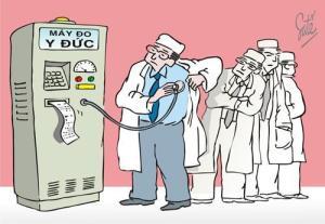 Nếu có một máy đo y đức. Ảnh: Internet