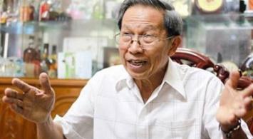 Thiếu tướng Lê Văn Cương – nguyên Viện trưởng Viện nghiên cứu Chiến lược Bộ Công an.
