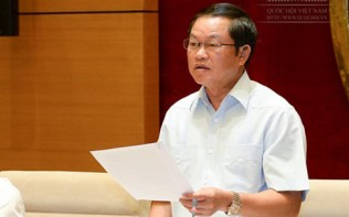 Phó Chủ tịch Quốc hội Đỗ Bá Tỵ. Ảnh: VOV