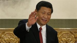 Chủ tịch Trung Quốc Tập Cận Bình. Ảnh: AP