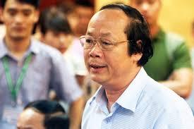 """Ông Võ Nhân Tuấn, Thứ trưởng Bộ TN-MT, đã nói ở buổi họp báo cuối tháng 4: Cá chết do """"tảo nở hoa"""" và """"thủy triều đỏ"""", không phải Formosa. Ảnh: internet"""