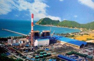 Toàn cảnh dự án Formosa Hà Tĩnh. Ảnh: VNN