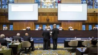 Tòa La Hague đã bác bỏ đường lưỡi bò của Trung Quốc. Ảnh: internet