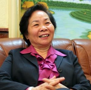Bà Nguyễn Thị Doan. Ảnh: internet