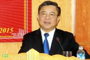 Ông Võ Kim Cự được đảng đưa vào làm Đại biểu Quốc hội khóa 14. Ảnh: internet