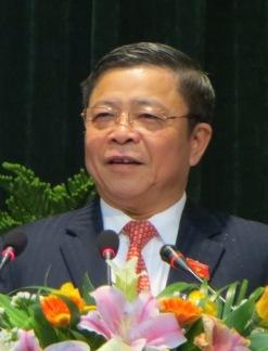 Ông Võ Kim Cự vừa trúng cử ĐBQH khóa 14. Ảnh: internet