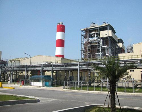 Nhà máy của Formosa Hà Tĩnh tại Khu Kinh tế Vũng Áng (huyện Kỳ Anh, Hà Tĩnh) Ảnh: ĐỨC NGỌC