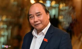TT Nguyễn Xuân Phúc. Nguồn: Zing