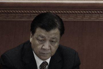 Sau khi Tòa Trọng tài Quốc tế đưa ra phán quyết liên quan đến vấn đề Biển Đông, Lưu Vân Sơn – một bộ hạ thuộc hệ thống Giang phái nắm trong tay hệ thống tuyên truyền của Đảng Cộng sản Trung Quốc lại được một phen lên sân tái diễn. (Getty Image)