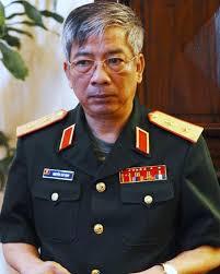 Tướng Nguyễn Chí Vịnh. Ảnh: Hoàng Ðình Nam/AFP/Getty Images