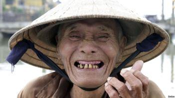 Chỉ số Hành tinh Hạnh phúc đo lường mức độ hạnh phúc của một nước trong mối liên hệ với sự no đủ, tuổi thọ và bất bình đẳng xã hội rồi chia cho mức độ tác động đến sinh thái của đất nước. Ảnh: Reuters.