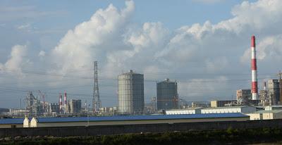 Nhà máy thép Formosa Hà Tĩnh. Ảnh: internet