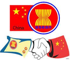 Asean bắt tay với TQ. Nguồn: internet