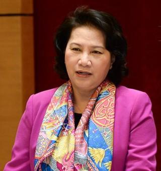 Chủ tịch Quốc hội Nguyễn Thị Kim Ngân. Nguồn: internet