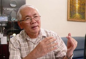 """Luật sư Trần Quốc Thuận: """"Điều quan trọng nhất hiện nay là phải lo cho cuộc sống của người dân, môi trường biển, an ninh quốc gia""""."""