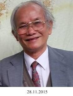 Tác giả Nguyễn Thanh Giang. Ảnh tác giả gửi tới.