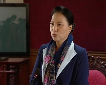 Chủ tịch QH Nguyễn Thị Kim Ngân. Ảnh: Internet