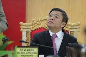 Ông Võ Kim Cự. Ảnh: báo Đất Việt/ internet