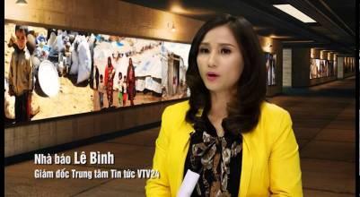 Nhà báo Lê Bình. Ảnh: internet