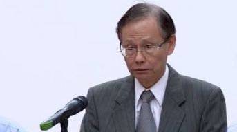 Lãnh đạo Formosa xin lỗi người dân và Nhà nước Việt Nam. Ảnh: ???