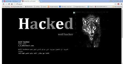 """Trang chủ VFF bị hacker """"hỏi thăm"""""""