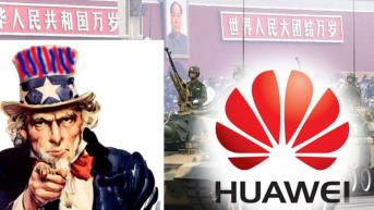 ập đoàn viễn thông Trung Quốc là Hoa Vi (Huawei) Trung Hưng Thông Tấn (ZTE) bị Quốc hội Mỹ nghi ngờ có thể làm gián điệp