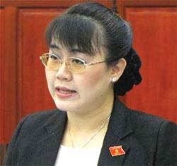 Bà Nguyễn Thị Nguyệt Hường, công dân Malta và Việt Nam. Ảnh: internet