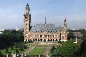Cung điện Hòa bình (Peace Palace) ở La Hay Hà Lan, trụ sở của Tòa án Công lý Quốc tế. (ICJ, Public Domain)