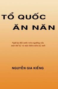 Bìa sách Tổ Quốc Ăn Năn của Nguyễn Gia Kiểng