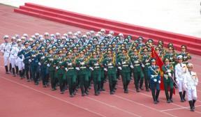 Lương cấp bậc quân hàm sĩ quan với đại tướng là 12.584.000 đồng/tháng.