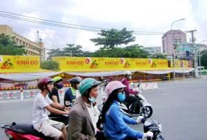Tập đoàn Kinh Đô đã bán phần lớn cổ phiếu cho nước ngoài. (Hình: Văn Lang/Người Việt)