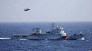 Tòa án Tối cao Trung Quốc tuyên bố sẽ tích cực áp dụng các luật lệ nhằm 'bảo vệ chủ quyền lãnh thổ cũng như quyền lợi hàng hải của Trung Quốc'.