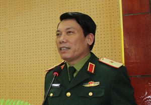 Thiếu tướng Lê Xuân Duy, qua đời tuần qua. Ảnh: internet