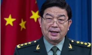 Bộ trưởng Quốc phòng Trung Quốc Thường Vạn Toàn. Ảnh: AFP.