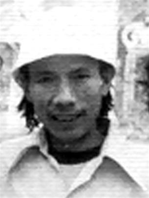 Tác giả Phùng Gia Lộc, tháng 6-1988 - Ảnh tư liệu báo TT