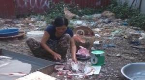 Người dân Việt Nam đang đối mặt với nhiều yếu tố mất an toàn. Ảnh: internet/