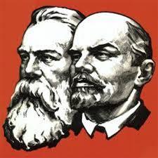 Mác - Lenin. Ảnh: internet