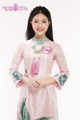 Lê Trần Ngọc Trân đã xin rút khỏi cuộc thi Hoa hậu Việt Nam 2016 sau khi bị mạng xã hội bươi móc ác ý.