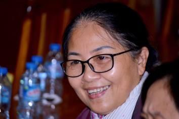 LS Nguyễn Thị Minh Châu. Nguồn: FB của tác giả.