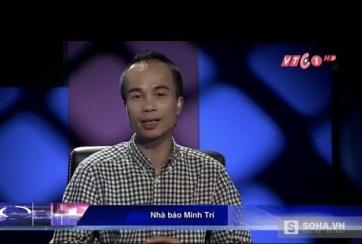 Nhà báo Hoàng Minh Trí